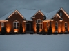 Virginia Outdoor Lighting House Lighting in Winter