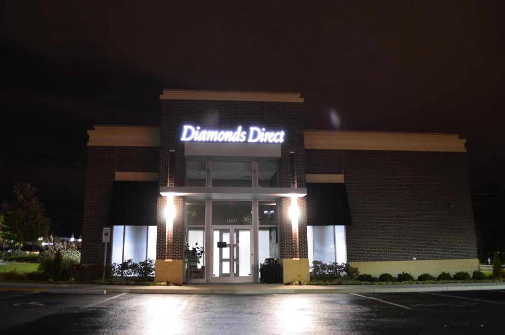 Diamonds Direct outdoor lighting